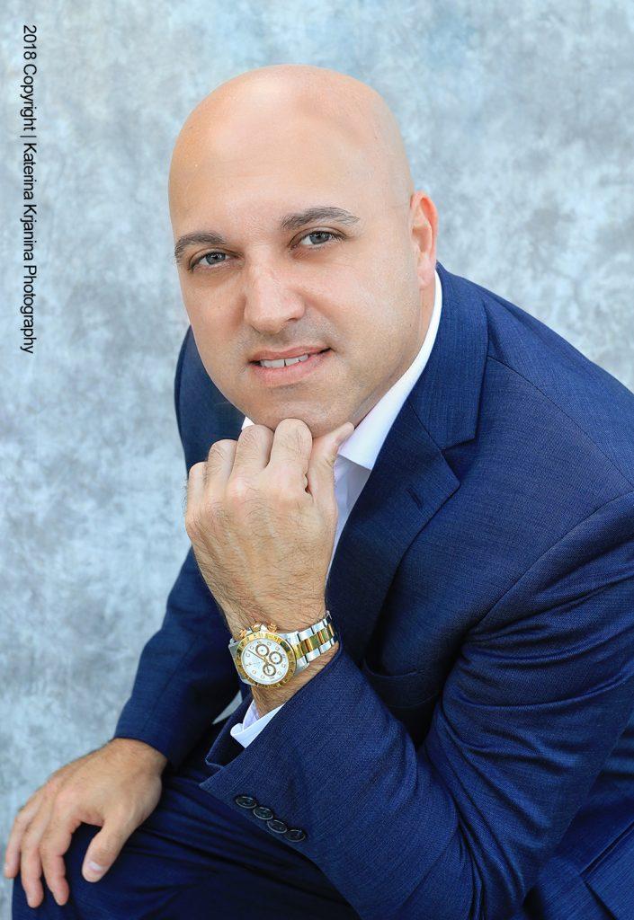 Professional Headshots Photographer Jacksonville Florida