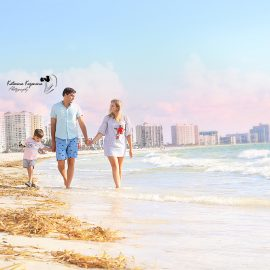 Family Photographer Sand Key Park Clearwater Tampa Florida