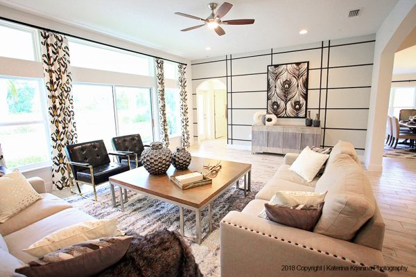 Cozy Single Family Home Real Estate Palm Coast Florida