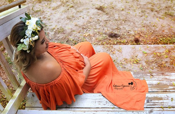 Maternity beach and park photography sessions Jacksonville Florida