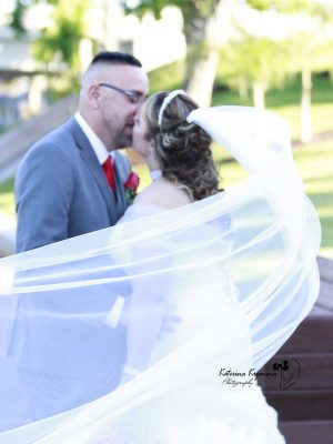 Wedding photographer Channel Side venue in Palm Coast Florida