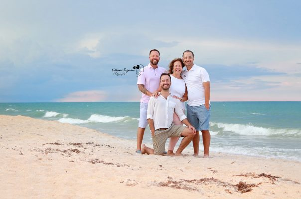 Professional family portraits and kids photography session