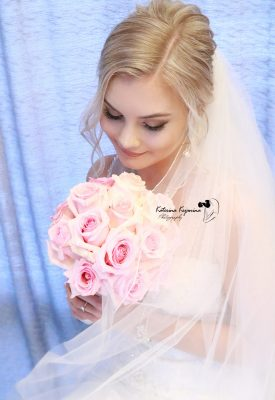 Wedding and bridal photography services
