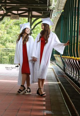 Professional senior and graduation photography sessions and graduation event photography services