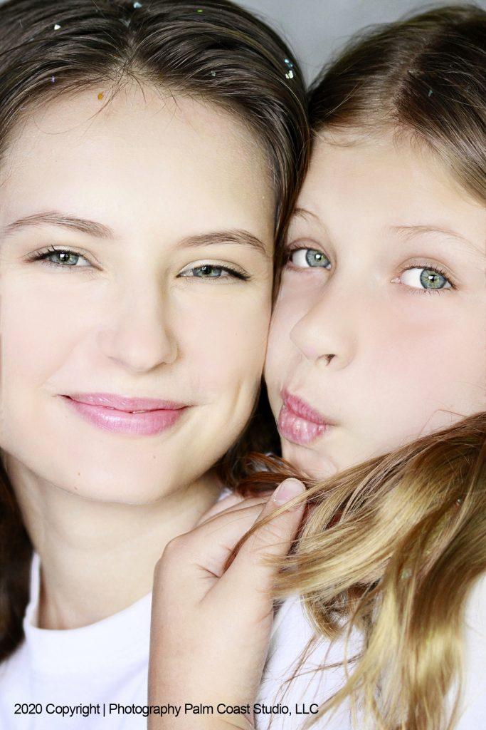 Headshot and studio portraits for kids and adults