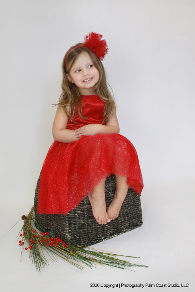 Kids portraits, children photography and studio photo sessions