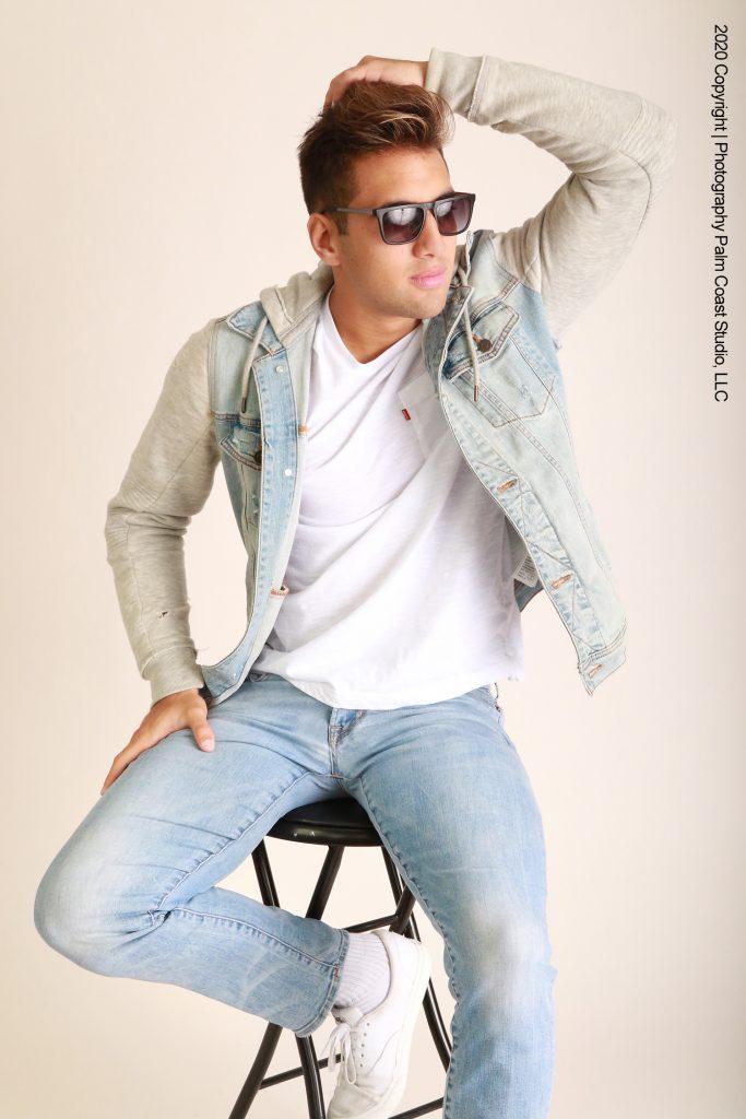 Studio Model photography and Talent Portfolio services